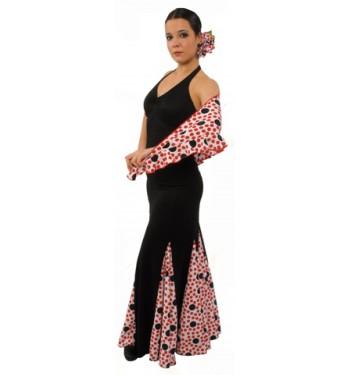 7d7a744ddb Zapato flamenco profesional Tablas - Reino Danza