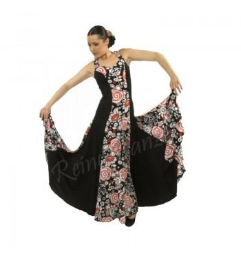 E3744 - Vestido flamenco