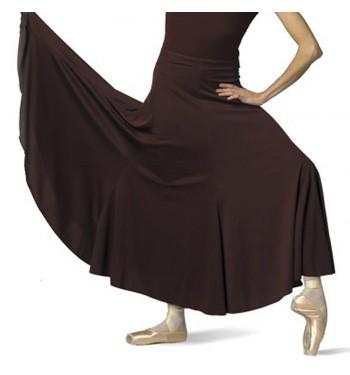 Falda de quillas