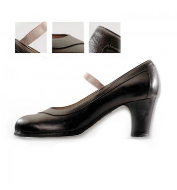Zapato flamenco profesional Salon
