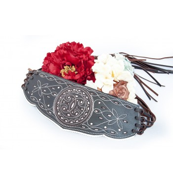 Cinturon flamenco