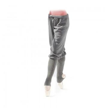Pantalon con calentadores