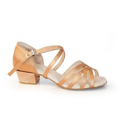 Zapato sandalia niña bailes de salon o latino