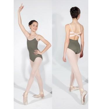 Maillot ballet a 2 colores