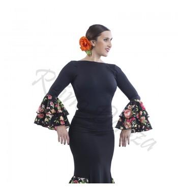 Maillot flamenco de volantes