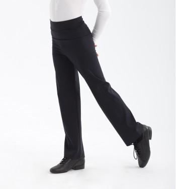 Pantalon de baile cinturilla alta ensayo