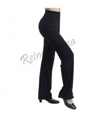 Pantalon flamenco cinturilla fajin media