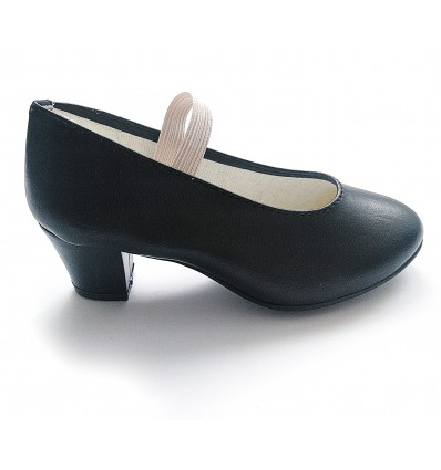 zapato básico goma