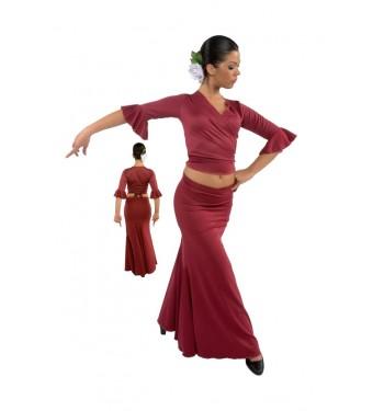 Falda flamenco 3 Godés