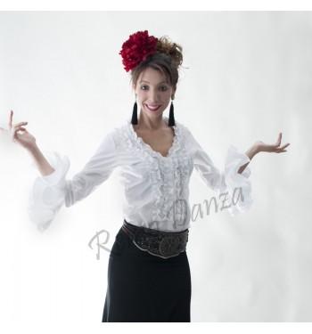 Camisa flamenca garrucha