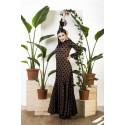 Vestido flamenco Ojanco