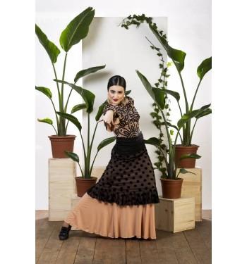 Falda flamenco Grazalema.