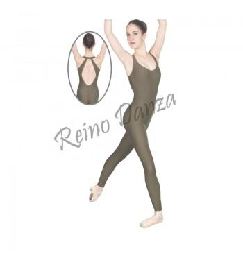Mono ballet tirante ancho