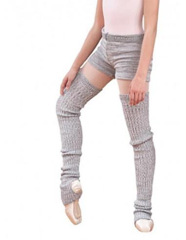 Pantalon corto de punto para ballet