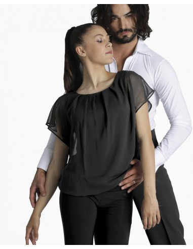 blusa gasa mujer