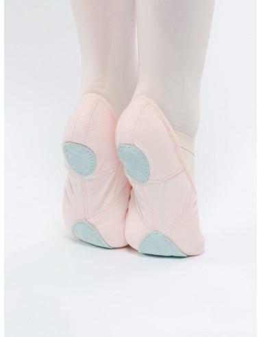 Zapatilla de ballet elástica