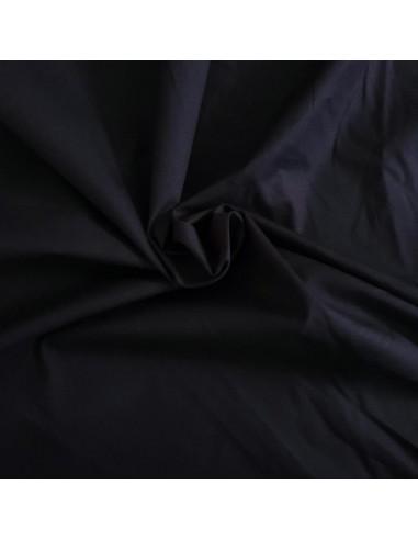 Popelin elastico negro