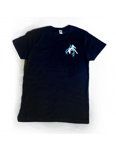 camiseta serigrafiada a dos colores