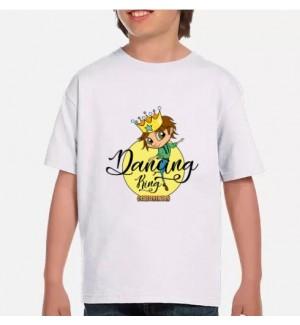 Camiseta king ballet