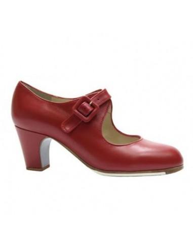 zapato flamenco tablas