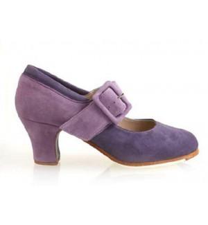 Zapato flamenco profesional trajin