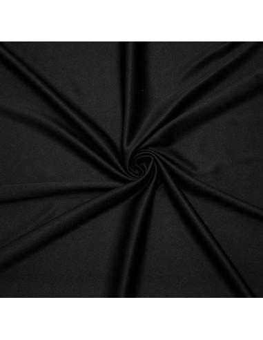 punto de seda negro