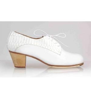 Zapato flamenco profesional de caballero