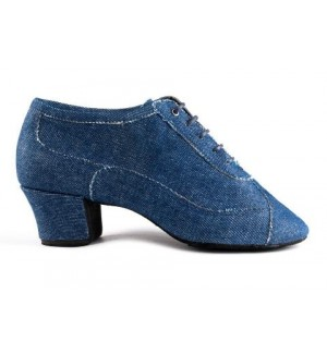 Zapato de baile cordones