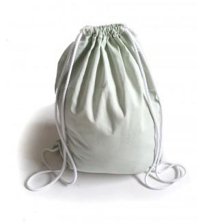 Bolsa cordones de tela