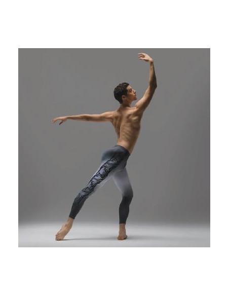 Malla de ballet caballero