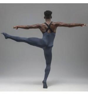 Malla de ballet con tirantes