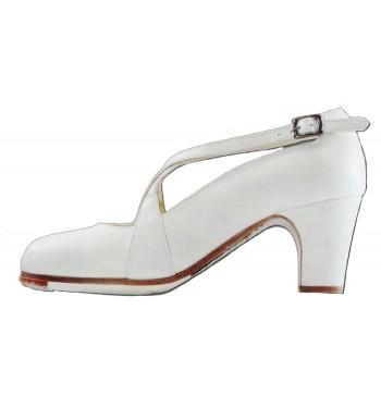 Zapato Flamenco Cruzado II