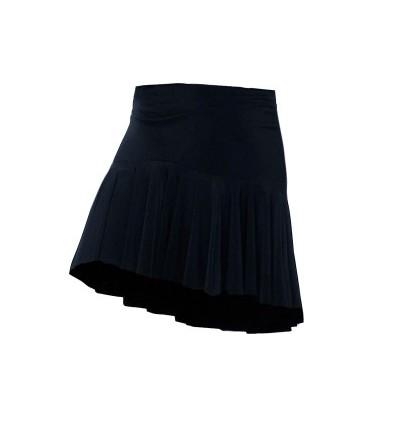 Falda latina de cola