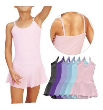 Tiara Maillot básico con falda