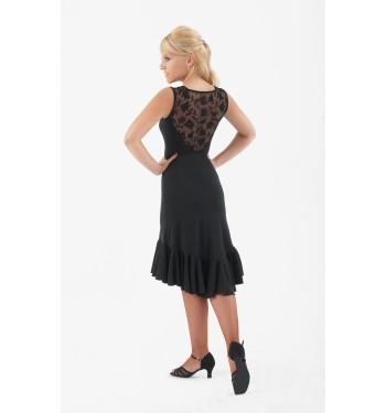 Vestido latino-flamenco