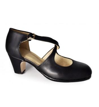 Zapato las vegas piel