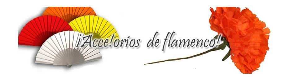 Accesorios Flamenco - Comprar a precios en oferta