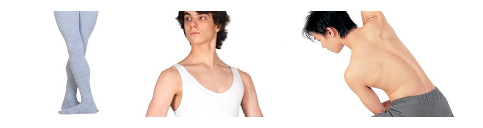 Ropa de ballet y accesorios de baile para Hombre - Comprar a precios en oferta