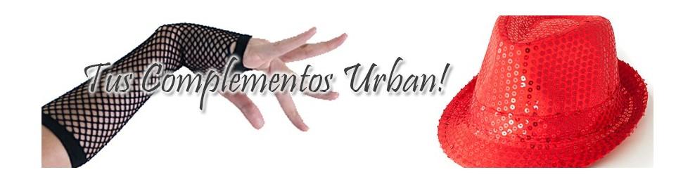 Accesorios urban, baile moderno - Comprar a precios en oferta