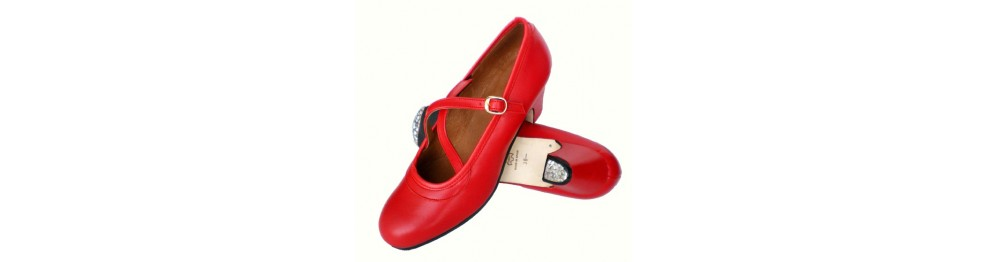 Zapatos de flamenco Profesional - Comprar a precios en oferta